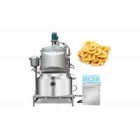 Thermal Oil 700*400mm Vacuum Automatic Fryer Machine Manufactures