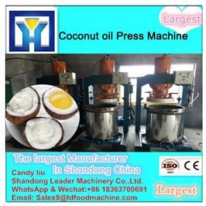 China Copra crusher hydraulic virgin coconut oil heat press machine refined oil cold press coconut oil on sale