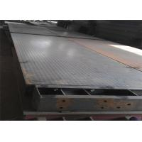 4mA - 60mA Output Signal Portable Weighbridge Automatic Electronic Belt Scale Manufactures