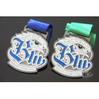 Buy cheap Sports School Awards Medals for kids, Baseball Events Metal Medallion With from wholesalers