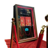 Buy cheap Cheap price latest 55 65 inch black magic photobooth digital interactive photo from wholesalers