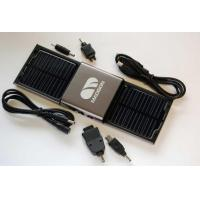High Capacity Lithium Battery Portable Solar powered Mobile Phone Charger With Solar Panel Manufactures