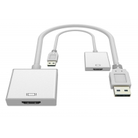 1080P USB To HDMI 220mm Converter Adapter Cable Manufactures
