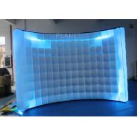Colorful Igloo Photo Booth , Inflatable Selfie Booth For Event Adverting Manufactures
