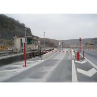 Full Steel Surface Mounted Weighbridge , Truck Weight Scale 5 - 10kg Accuracy Manufactures