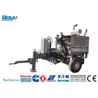 Hydraulic Puller Transmission Line Stringing Equipment 60kN Manufactures
