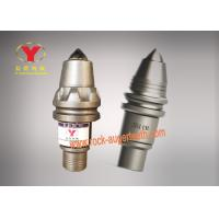 Buy cheap Professional Carbide Auger Teeth Abrasion Proof For Rotary Drilling Rig from wholesalers