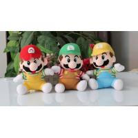 China Super Mario stuffed animals plush toys promotional corperate gifts on sale
