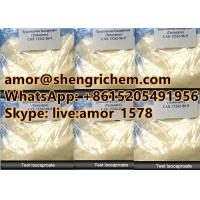 muscle building raw powder Testosterone Isocaproate high purity email: amor@shengrichem.com Manufactures
