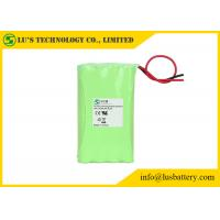 Low Self Discharge Nickel Metal Hydride Battery Pack AA1300mah 9.6V Manufactures