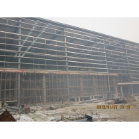 Z Purlin Gable Frame Prefabricated Steel Structure Manufactures