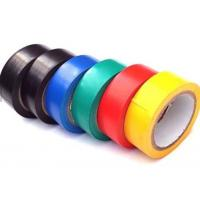 Flame Retardant PVC Tape For Electric Insulation Heat Transfer Insulation Tape For Electrical Products Manufactures