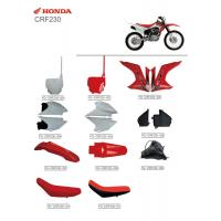 Buy cheap CRF230 Motorcycle Parts And Accessories Plastic Material Fuel Tank ISO Approval from wholesalers