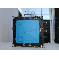 Buy cheap display LED P4 rental indoor light weight and thin cabinet for stage show from wholesalers