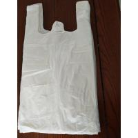 Durable Environmentally Friendly Plastic Bags 30 +18 X 58 Cm Simple Design Manufactures