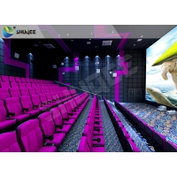 SHUQEE Easy Install Low Maintence Red Sound Vibration Chairs Manufactures