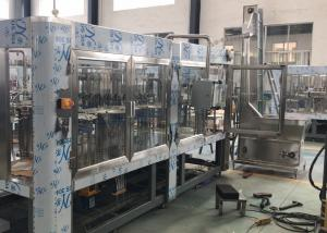 2500BPH Carbonated Drink Filling Machine Manufactures