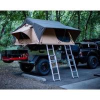 Oxford Automatic Roof Top Tent , Cascadia Pop Up Tent For Roof Rack Manufactures