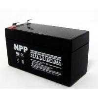AGM Battery 12V1.2Ah (UL, CE, ISO9001, ISO14001) Manufactures