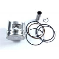 Aluminum Motorcycle Engine Parts Piston And Rings Kit CD100 High Performance Manufactures