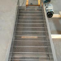 Buy cheap Slat Low Profile Conveyor , Mobile Roller Conveyor Customized Size from wholesalers