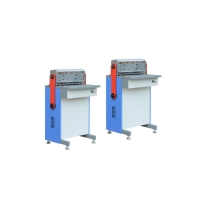 Spiral Book 1500W Automatic Paper Punching Machine For 4.8-38mm Wire Manufactures
