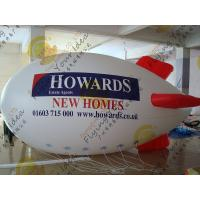 Celebration Inflatable Zeppelin Airship Large 2.5m PVC Eye - Catching Manufactures