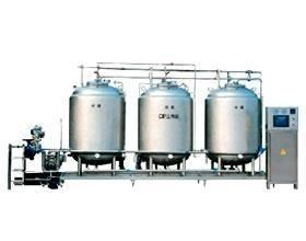 Anti Rust CIP Cleaning Equipment Manufactures