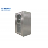 Local Purification Laboratory Air Shower Room And Pass Thrus Manufactures