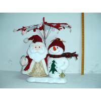 Buy cheap Santa Claus and Snowman Christmas Moving Musical Toddler Electrical Toys Battery from wholesalers