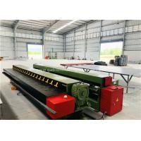 Buy cheap PLC Control System Automatic Wrapped Edge Gabion Machine Edge Wrapping Machine from wholesalers