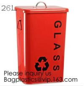 Kitchen/Home/Household/Outdoor/Recycling,Copper Garbage Can Tin Garbage Bin,Pedal Tin Waste Bin,galvanized metal Tin gar Manufactures