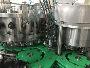 Empty Can 2600kgs Beverage Can Filling Machine Manufactures