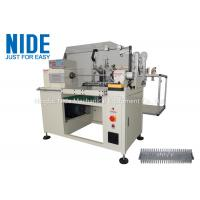 Fully Automatic Servo Motor Stator Winding Machine Multi - Wire Parallel Manufactures