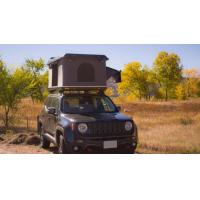 Windproof OverRoam Automatic Roof Top Tent With Aluminum Telescopic Ladder Manufactures