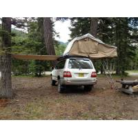 Movable 4x4 Roof Rack Awning Integrated Structure UV Resistance And Waterproof Manufactures