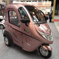 ABS Plastic 60V 800W 32Ah 3 Wheel Motorized Tricycle Manufactures