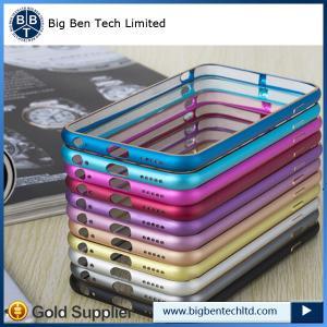 Buy cheap Luxury Metal Aluminum Frame Bumper For iPhone 6 Bumper Aluminum from wholesalers