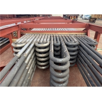 Coal Boiler Steel Heat Exchanger Tube Steam Superheater Manufactures