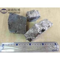 Buy cheap NiMg Nicle magnesium master alloy used in stainless high speed steels from wholesalers