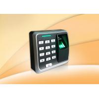 0.5s RFID MIFARE Access Control Fingerprint Reader With Keypad Manufactures