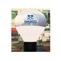 Durable PVC Tarpaulin Giant Inflatable Helium Balloon For Party Manufactures