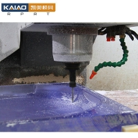 Metal Plastic CNC Rapid Prototyping Silica Gel Film Covering Surface Treatment Manufactures
