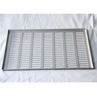 Non Stick 737x400x10mm 1mm Cooling Baking Tray Manufactures
