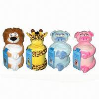Baby Plush Toy Blankets with Super Soft Fleece, Azo-free and Low Cadmium Manufactures