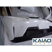 Car Bumpers Rapid Injection Molding / Bumper Injection Manufacturing Manufactures