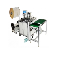 2000 Books/H Double Wire Forming Machine , 0.25'' Spiral Forming Machine Manufactures
