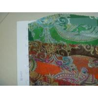 100% POLYESTER PRINTING FABRIC RUNNING ITEMS IN STOCK LOT Manufactures