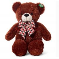 China 60 cm / 80 cm Height Teddy Bears Animal Plush Toys With Knitted Sweater on sale