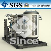 High Purity Tire PSA Nitrogen Generator System Automatic Operating Manufactures